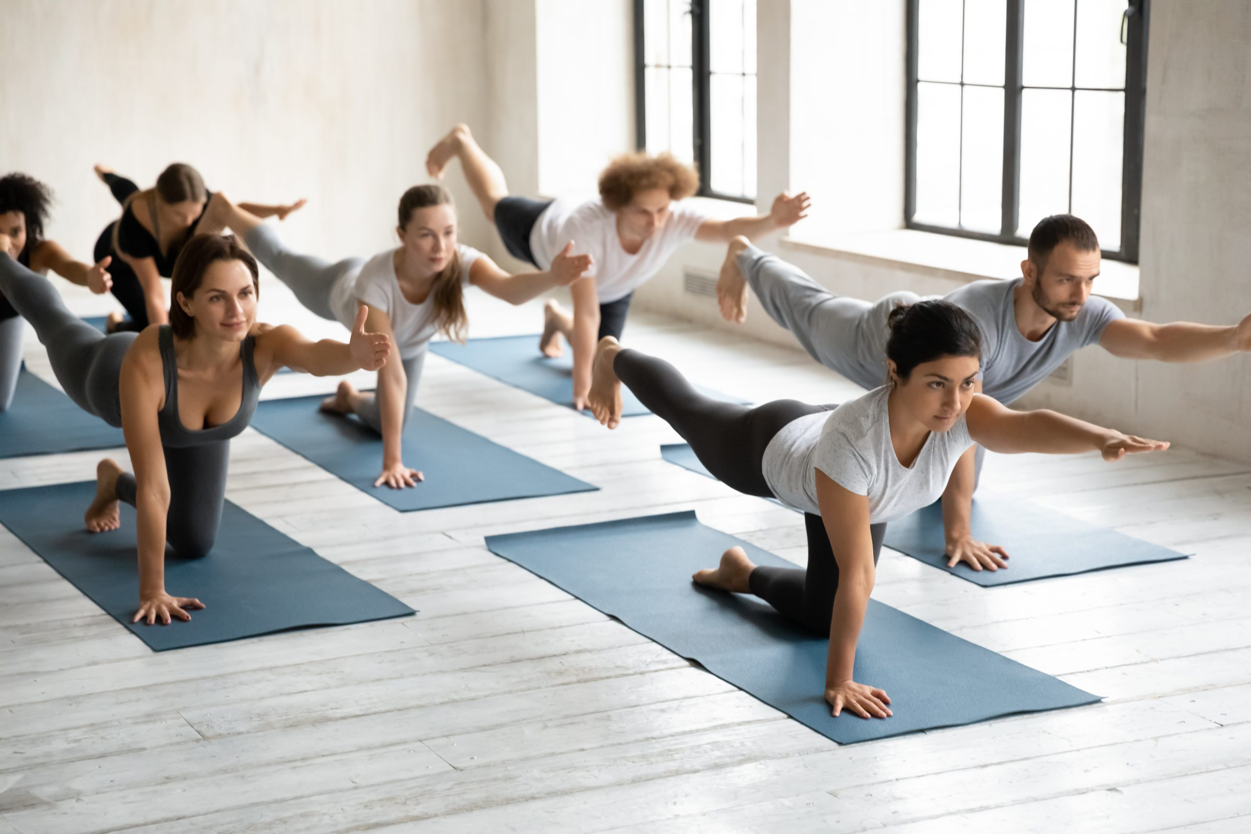 What is the difference between Pilates and Yoga?