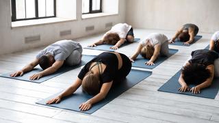Group Yoga Image